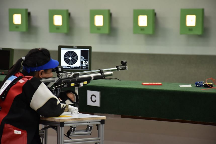 Although Aishah Samad fell short of the 628-point minimum qualification score in order to gain a wildcard spot for next year's Paralympics, she says that she is certain she will continue to shoot.