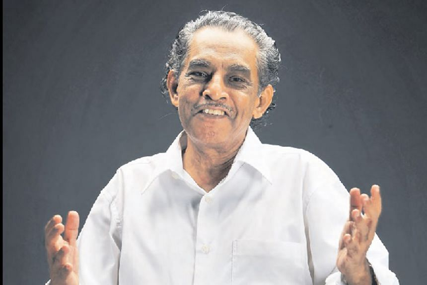 Tamil writer-translator and Cultural Medallion recipient J.M. Sali is the winner of the 2015 S.E.A. Write Award (Singapore).