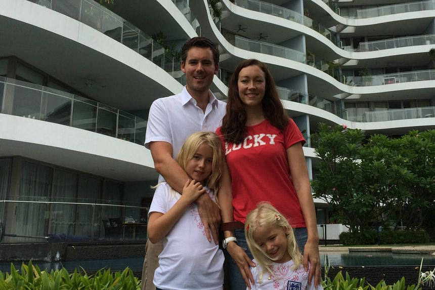 Ms Nova Erni Esiana Bones, 26, who had worked here for four years, is now a nanny and housekeeper for an Aussie family in Bali. She lives with her husband, Mr Dafy Lifu, 28, and daughter Acha, 18 months. Mr Shahabuddin 45, who had worked here for fou