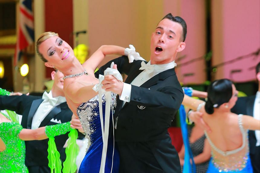 Russian dance champions Olesya Eremeeva and Mikhail Eremeev will be on board a dance cruise.