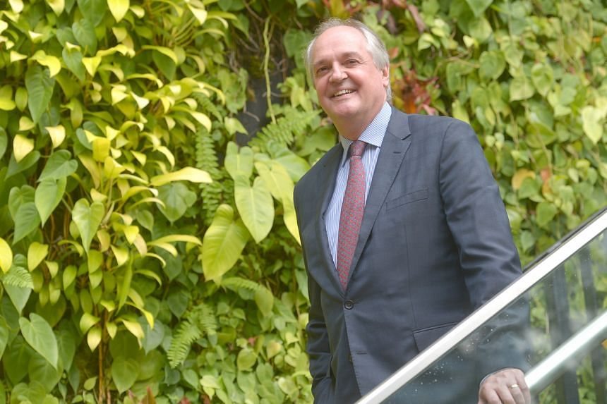 Mr Paul Polman received the Champion of the Earth award, the UN's highest environmental accolade, for his leadership in sustainability.