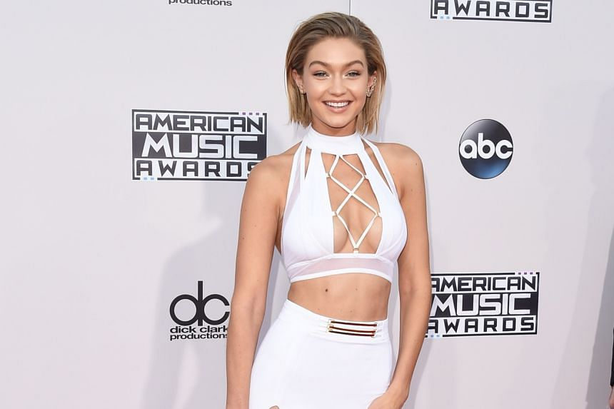 Model Gigi Hadid (left) reportedly met former One Direction member Zayn Malik at reality television star Kylie Jenner's 18th birthday party in August.