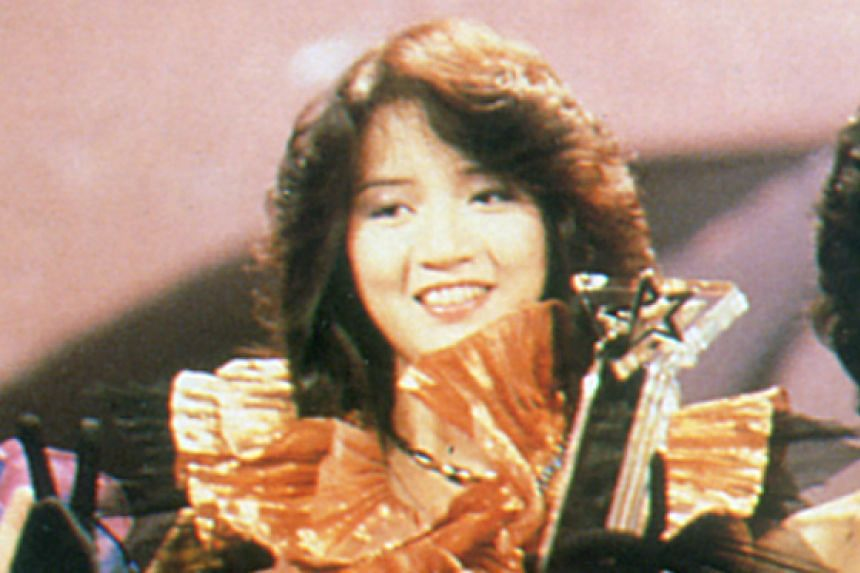 Friends and fans of the late singer Anita Mui teamed up to buy her collection of records by her old flame Masahiko Kondo (with Mui) as well as her New Talent Singing Award (above) from 1982.