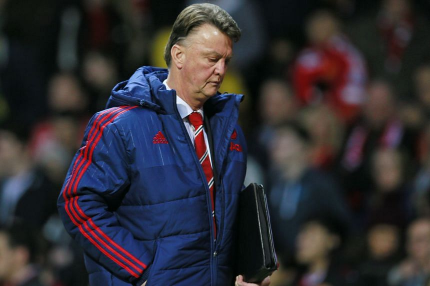 Louis van Gaal has also, it seems, fallen out of favour in the dressing room though the players will not openly come out and declare their qualms about his management and tactical skills.