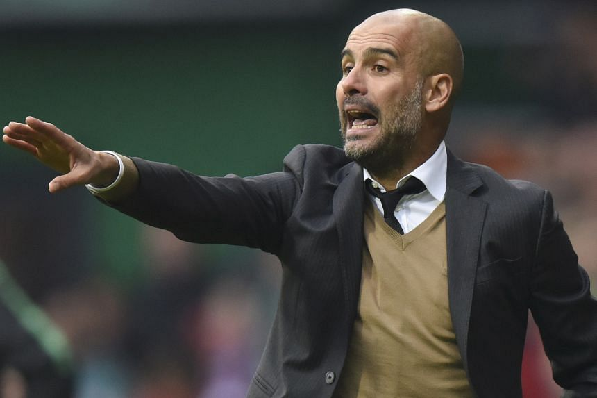 While there is room for foreigners like Pep Guardiola (left), the EPL must also create opportunities for homegrown managers, says Arsenal boss Arsene Wenger.
