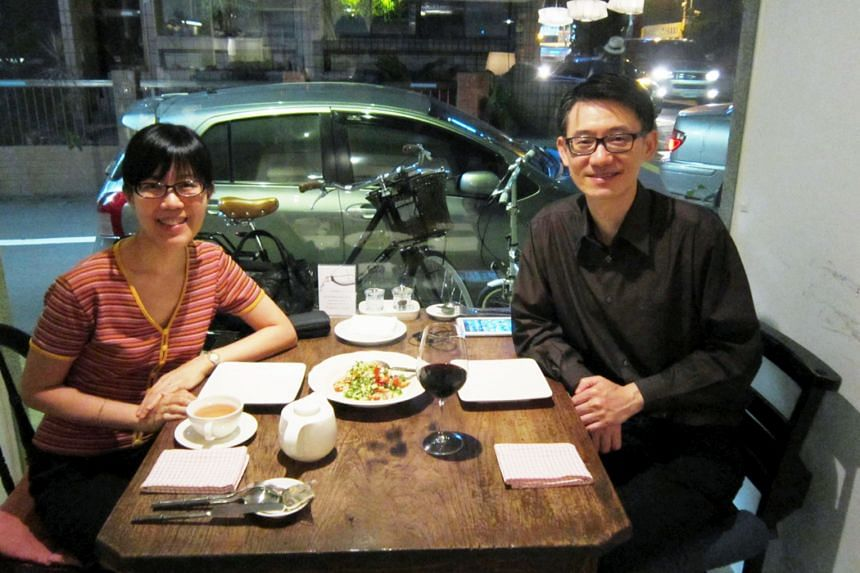 Mr Lim Teck Koon and his wife Liu I-Chun live in Taipei. Mr Lim sees writing to the Forum Page as his way of contributing to society, through sharing ideas that lead to making things better.