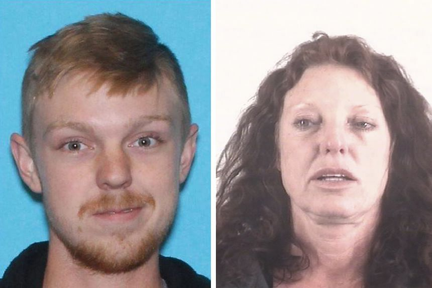 Ethan Couch and his mother Tonya Couch. He was serving 10 years of probation for killing four people while driving drunk in a 2013 accident.