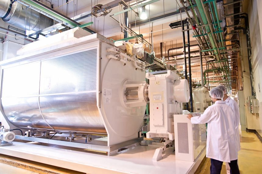 Aalst recently expanded its annual chocolate production capacity from 13,500 tonnes to 30,000 tonnes. For the next step, it is eyeing higher-value-added offerings such as chocolate confectionery.