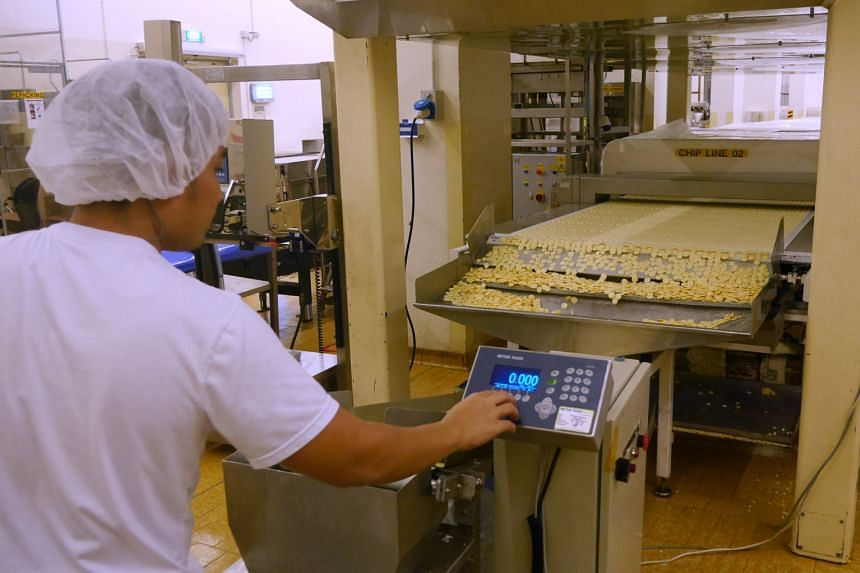 At Barry Callebaut's chocolate production  facilities, capacity has gone up 50 per cent in the past five years. Having access to the wide pool of skilled professionals here allowed the company to streamline and enhance its operations around the regi
