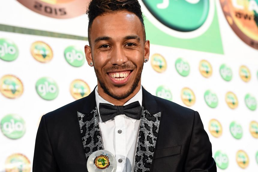 Gabon and Borussia Dortmund striker Pierre-Emerick Aubameyang is a first-time winner of the CAF African Player of the Year Award.