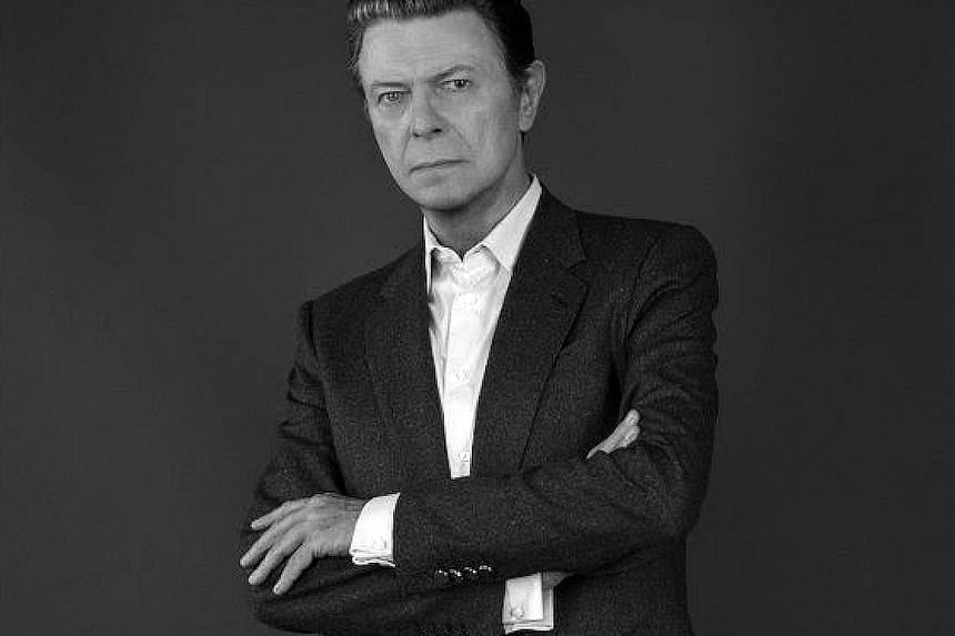 David Bowie (above) released his 25th album, Blackstar, on his birthday last Friday.