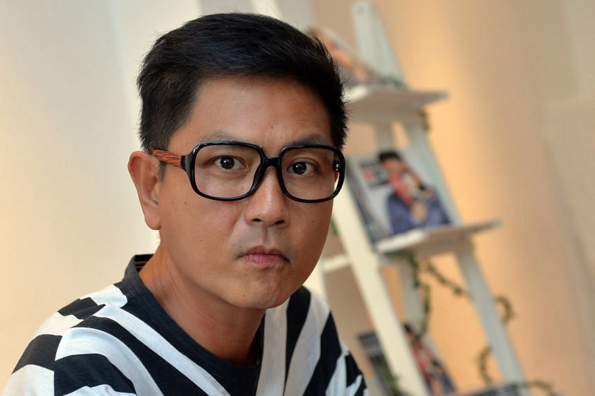 """""""When I went out, people would look at my leg, then I'd feel embarrassed. I used to think that the whole world was looking at me. I felt ashamed. Now, I don't feel this way. Step by step, I have overcome it."""" — ACTOR CHEW CHOR MENG (above) on how h"""