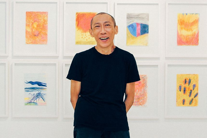 Singapore's Lee Wen is in the running for the Joseph Balestier Award for the Freedom of Art.