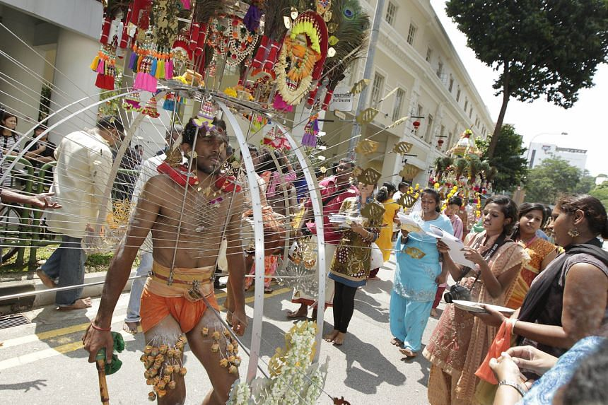 For 42 years, going back to 1973, the playing of musical instruments on the streets during Thaipusam was banned due to past fights between competing groups, which disrupted the procession.
