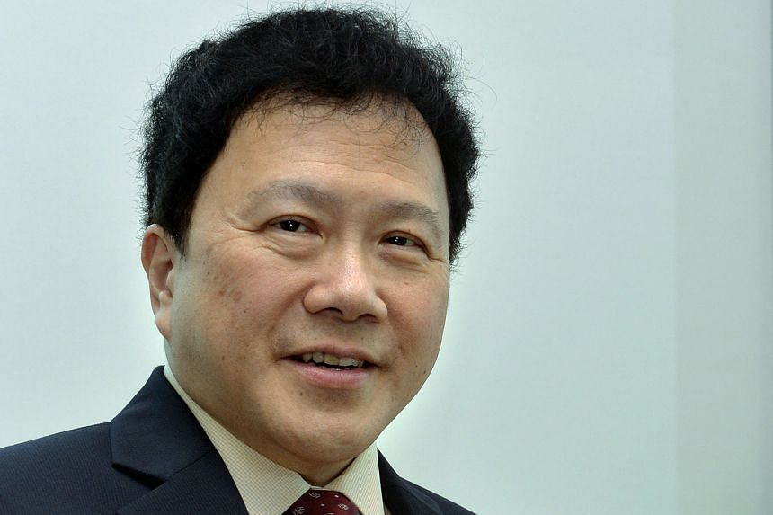 DR CHEW TUAN CHIONG, chief executive of Frasers Centrepoint Asset Management, the manager of FCT.