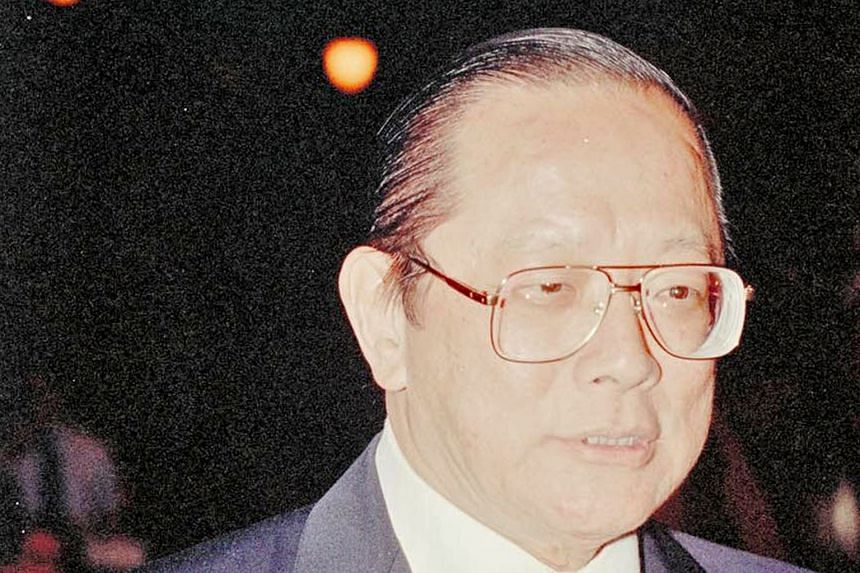 Mr Seow stood as a Workers' Party candidate in Eunos GRC in the 1988 General Election. His three-man team lost to the People's Action Party. He fled to the US soon after while facing tax evasion charges.