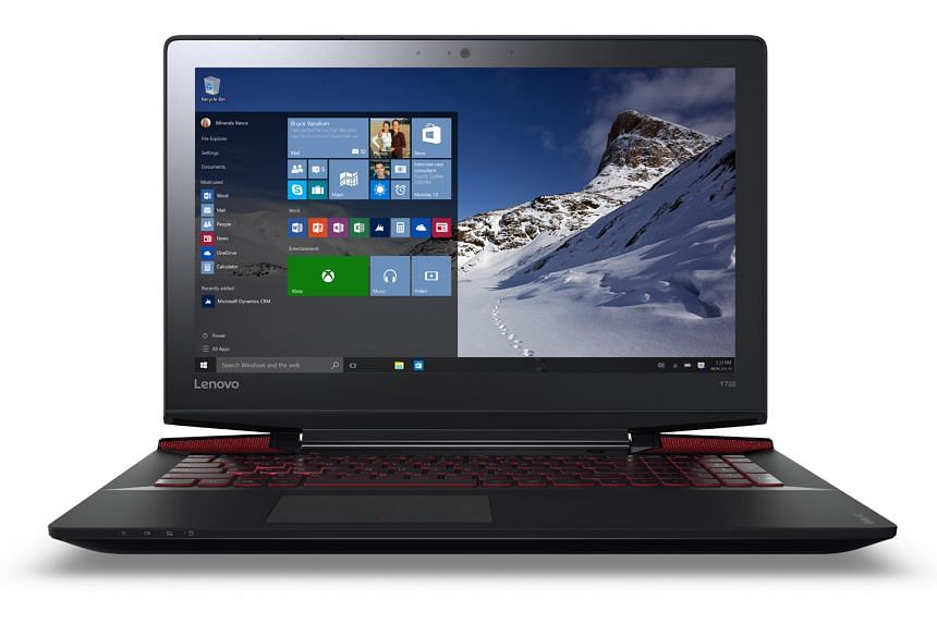 The Lenovo Ideapad Y700's handsome design conveys its gaming ambitions without going overboard.