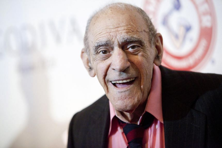 Film and TV actor Abe Vigoda was famous for his hangdog face.