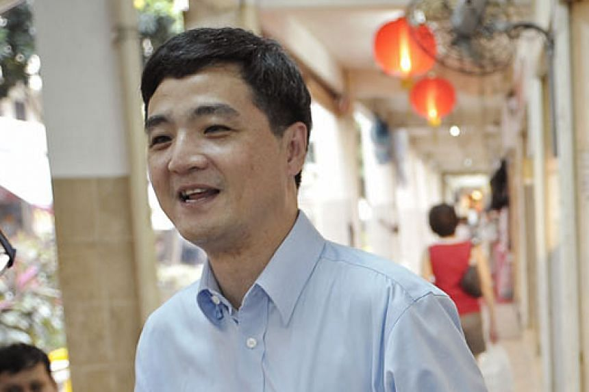 """Mr Heng (above), an MP for Jalan Besar GRC, said PM Lee's proposals showed that the Government recognised the need for a diversity of views and """"is taking steps to ensure that what they want is reflected""""."""