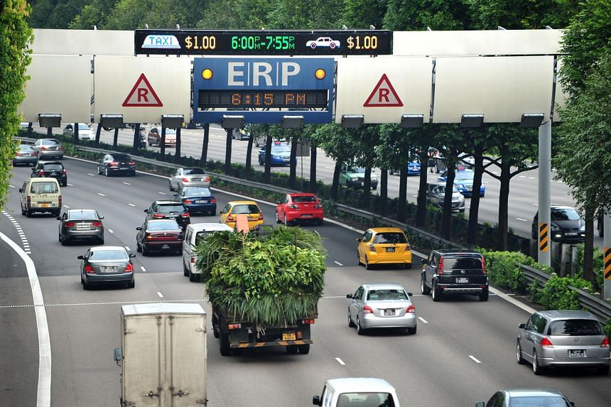 Mr Khaw says removing the evening ERP rates along the Central Expressway will see slower speeds and more traffic congestion, using the analogy of statins that reduce cholesterol to illustrate his point.