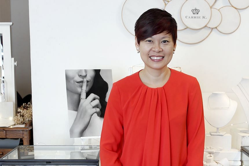 To raise awareness of Singapore design,Ms Carolyn Kan started Keepers, a gathering of designers, artisans and artists, and co-organised a pop-up space to showcase products by home-grown designers.