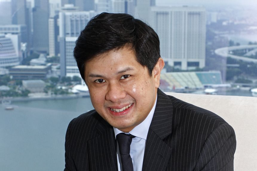 Mr Magnus (above) hopes his all-out commitment to clients will set Evercore apart in South-east Asia's M&A scene.