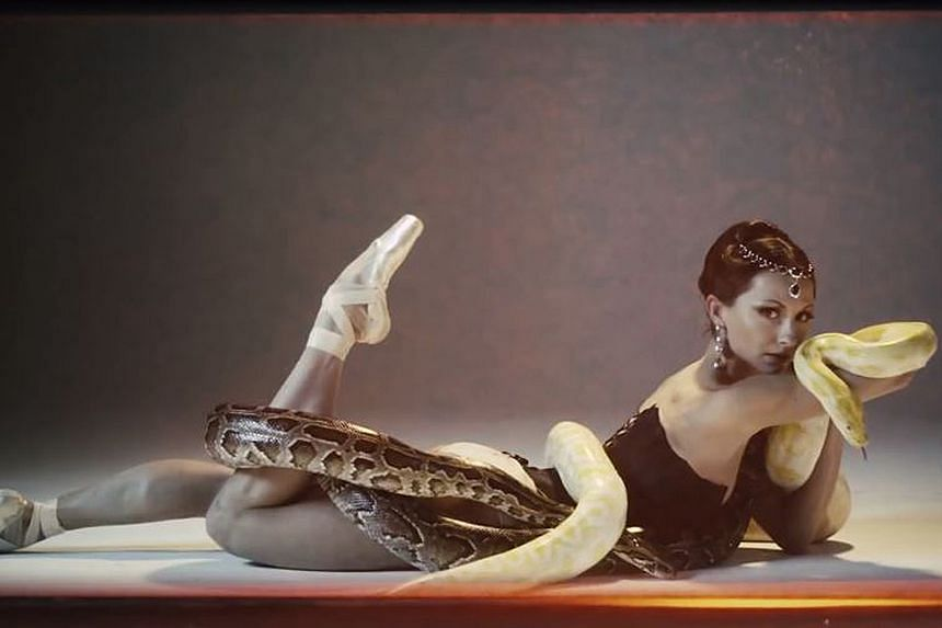 Mata Hari will open to an already sold-out premiere at the Dutch National Ballet in Amsterdam on Saturday.