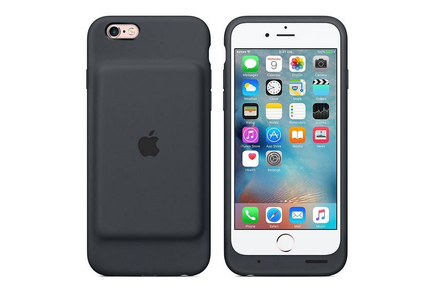 The Smart Battery Case took 1hr 59min to charge an iPhone 6 from 50 per cent to 95 per cent. But in doing so, the case totally expended its charge.