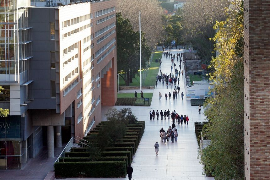 The University of New South Wales is among those found to have been accepting students whose high school rankings were well below the advertised minimum. Critics have accused the universities of boosting enrolment to increase revenue, saying the deci