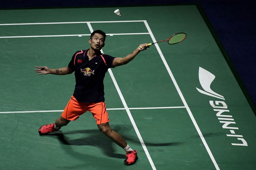 Five-time world champion Lin Dan has participated in the Singapore Open six times, but has never won it.