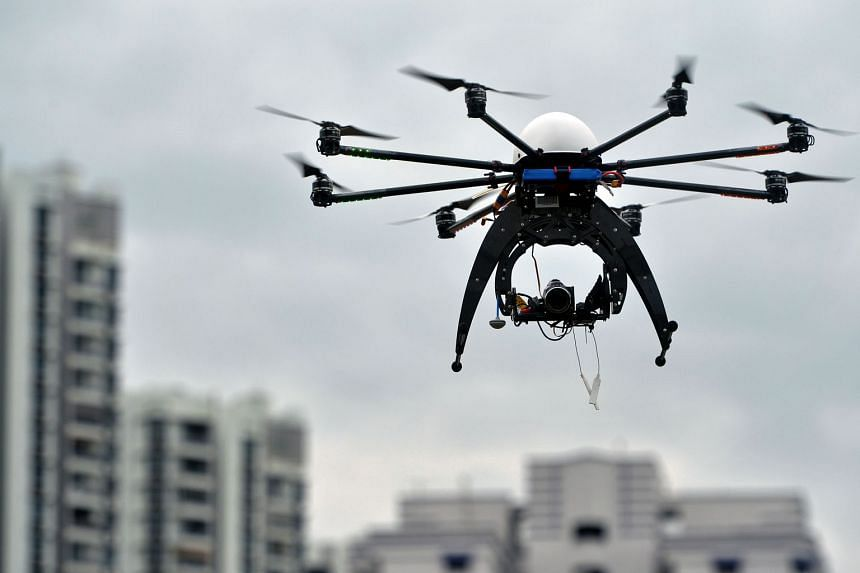 Drones are set to become an increasingly common sight here as government agencies adopt the technology.