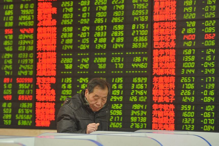 Shares in China have been plunging, and the benchmark Shanghai Composite Index has tumbled 22 per cent this year, making it the world's worst performer.