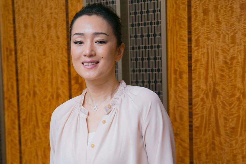 """Gong Li says she did not talk much between takes on the set of the fantasy film, The Monkey King 2, because she needed to conserve her """"power"""" for her super villainess role."""