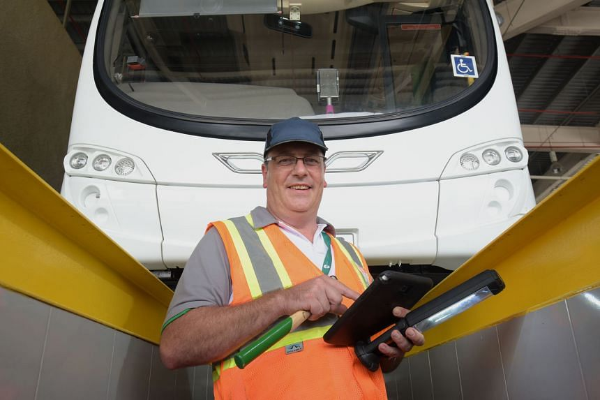 Mr Silcox, an award-winning engineer from Britain, will lead a 44-strong team of engineers and technicians to keep the company's 360-plus buses in shape.