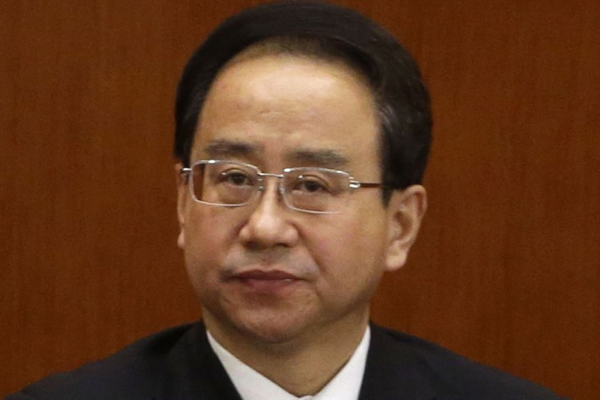 US officials have not said if Ling Wancheng is seeking political asylum. His brother Jihua is awaiting trial for alleged corruption in China.