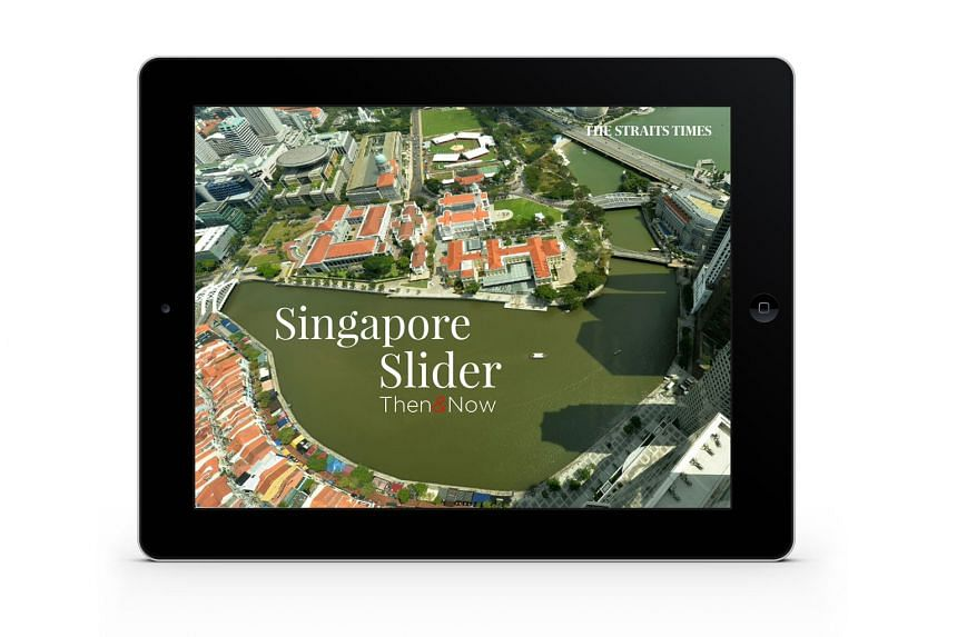 The free e-book offers a peek into how the landscape here has evolved in the last 50 years. In addition to photos and stories of places of interest, it also comes with videos that offer more details.