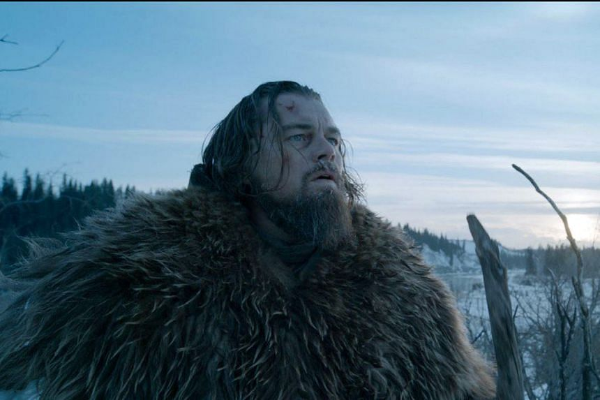 The harsh weather conditions during the shooting of The Revenant, starring Leonardo DiCaprio (above), caused problems on set.