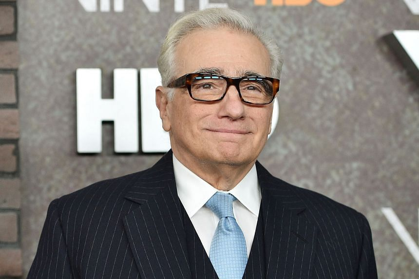 Vinyl, which stars Bobby Cannavale and Olivia Wilde, is created by film-maker Martin Scorsese (above) and singer Mick Jagger.
