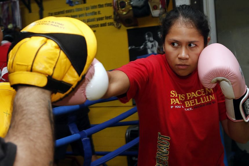 Nurshahidah says she is fighting not for money but because she loves the sport and also wishes to be a trailblazer for women boxers.