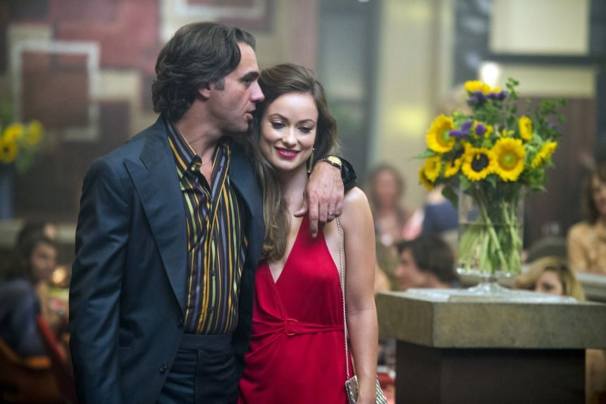 Vinyl, which stars Bobby Cannavale and Olivia Wilde (both above), is created by film-maker Martin Scorsese and singer Mick Jagger.
