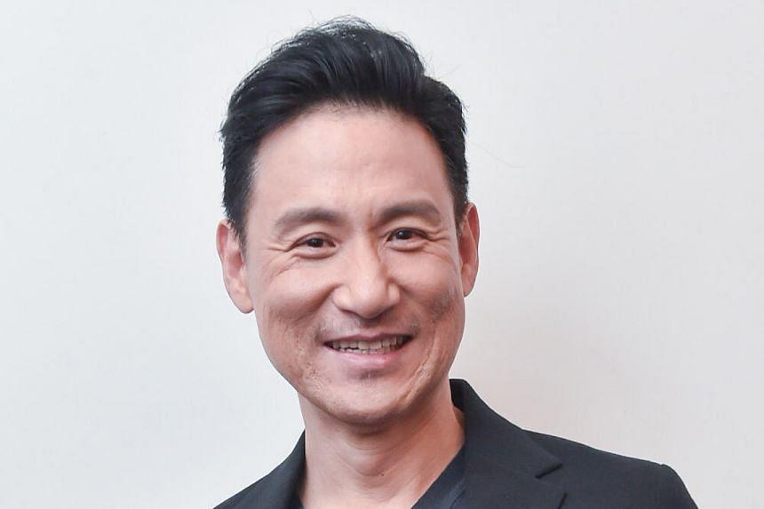 Jacky Cheung.