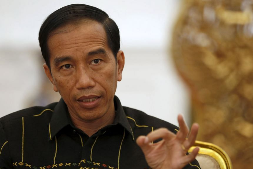 President Joko said during the interview at the Presidential Palace in Jakarta yesterday that he was confident growth in Indonesia would hit 5.3 per cent this year, after falling to 4.8 per cent last year.