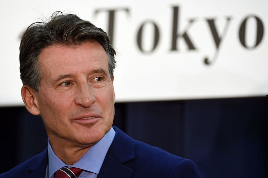IAAF president Sebastian Coe has been battling to ease the concerns of the world athletics body's sponsors.