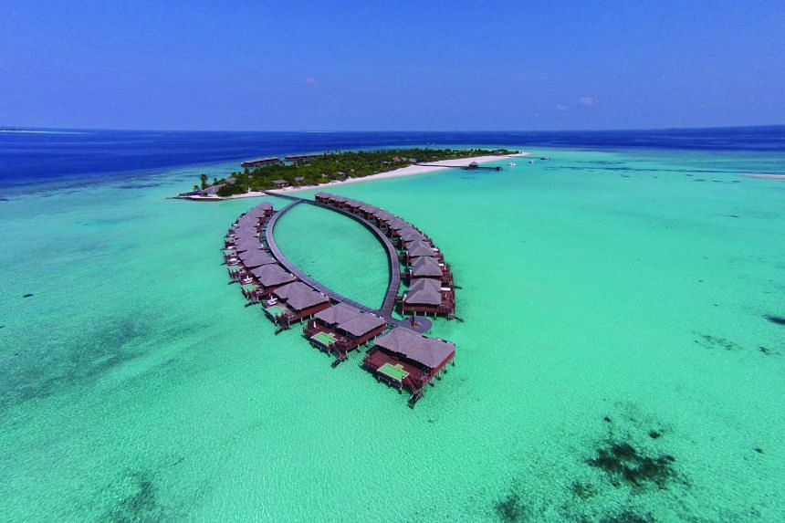 The Zitahli Kuda-Funafaru Resort and Spa located in Noonu Atoll, Maldives, comprises 50 villas, four food and beverage outlets, a full-service spa, an oceanfront pool, and diving and fitness centres.