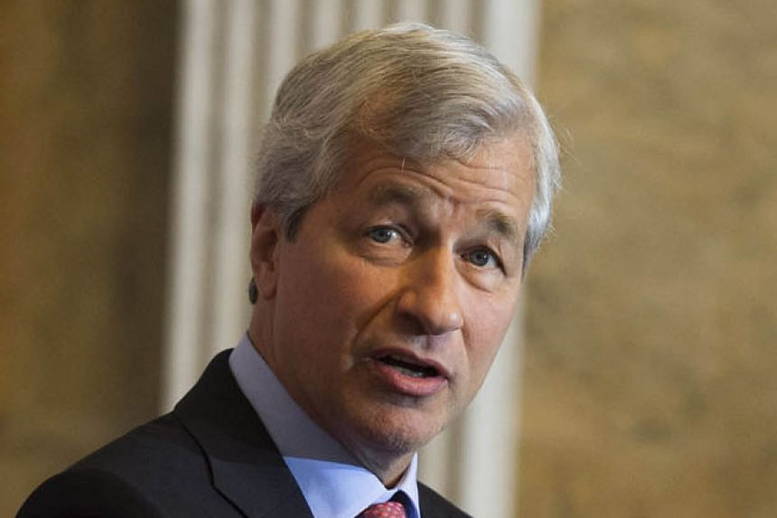 JPMorgan Chase's Jamie Dimon bought the shares after they fell to the lowest price in over two years.