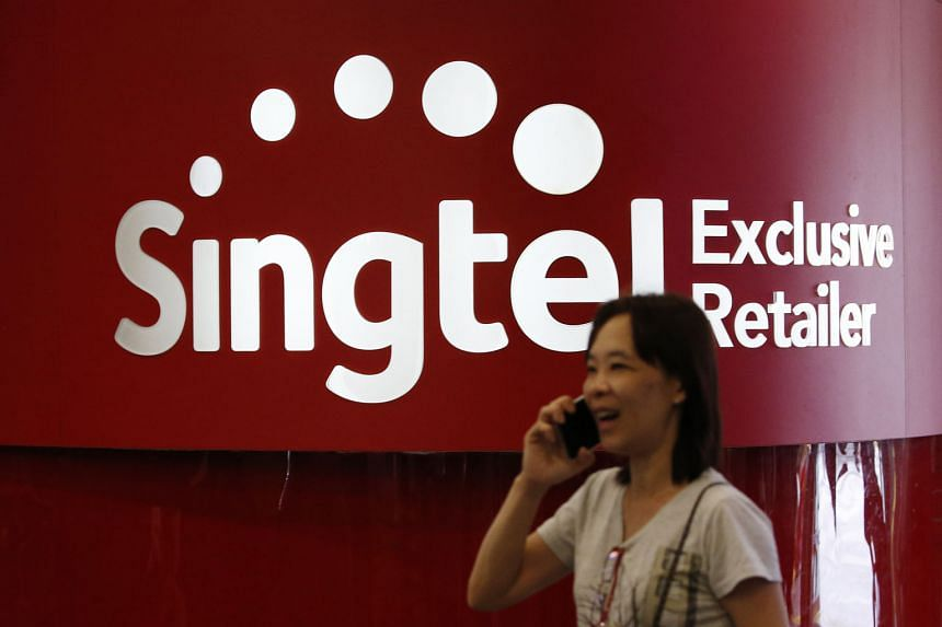 Singtel's consumer, enterprise and digital life business groups all reported expansion in the three months to Dec 31.