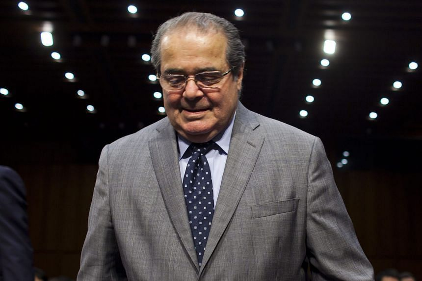 A Catholic traditionalist, Justice Antonin Scalia opposed abortion and gay marriage.