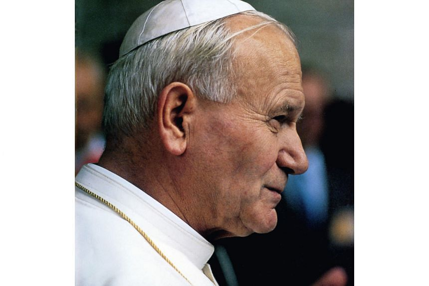 "Pope John Paul II described Ms Tymieniecka as a ""gift from God"". She was a Polish-born American philosopher."