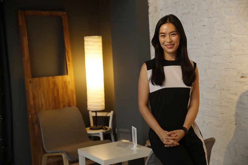 Rebecca Lim did not respond when asked if the retirement announcement was a stunt.