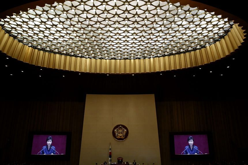 South Korean President Park Geun Hye, addressing the nation at the National Assembly in Seoul yesterday, said efforts at engagement had not worked. Her comments were made in the wake of her unprecedented decision to shut down the operations of South